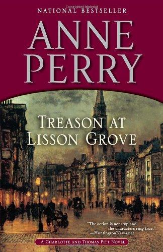 Treason at Lisson Grove  N/A edition cover