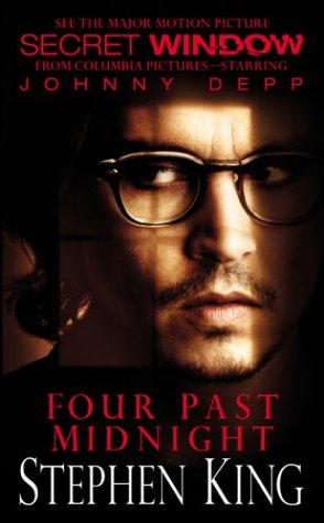 Four Past Midnight   1990 (Movie Tie-In) edition cover