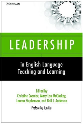 Leadership in English Language Teaching and Learning  N/A 9780472032594 Front Cover