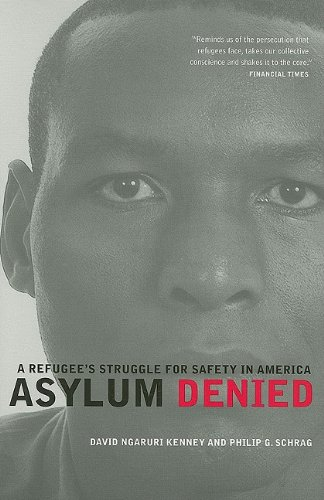 Asylum Denied A Refugee's Struggle for Safety in America  2009 edition cover
