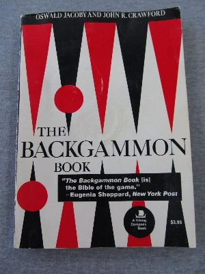 Backgammon Book N/A 9780553225594 Front Cover