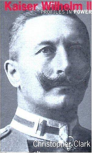 Kaiser Wilhelm II   2000 edition cover