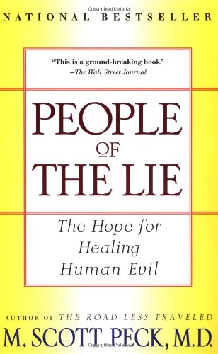 People of the Lie The Hope for Healing Human Evil 2nd 1998 edition cover