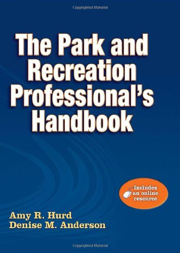 Park and Recreation Professional's Handbook   2011 edition cover