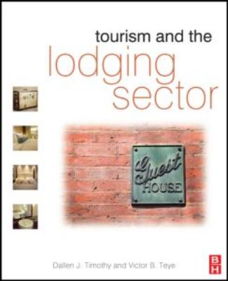 Tourism and the Lodging Sector  2009 edition cover