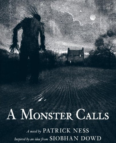 Monster Calls Inspired by an Idea from Siobhan Dowd  2011 edition cover