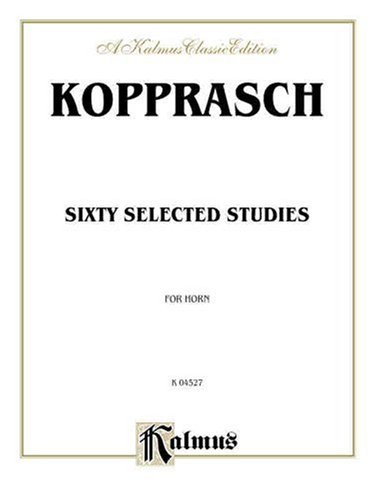 Sixty Selected Studies   1985 edition cover
