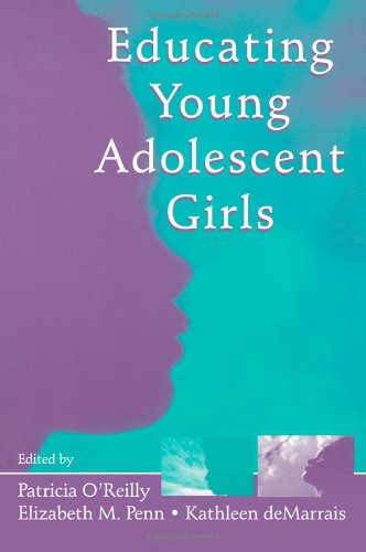 Educating Young Adolescent Girls   2001 edition cover