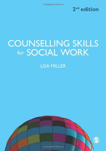 Counselling Skills for Social Work  2nd 2012 edition cover