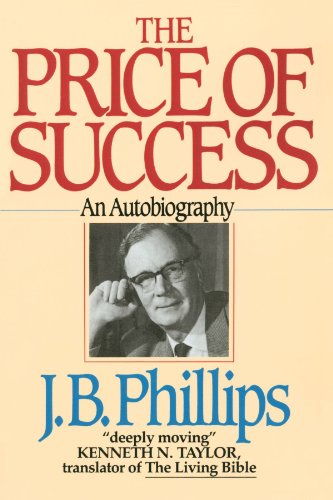Price of Success An Autobiography N/A 9780877886594 Front Cover