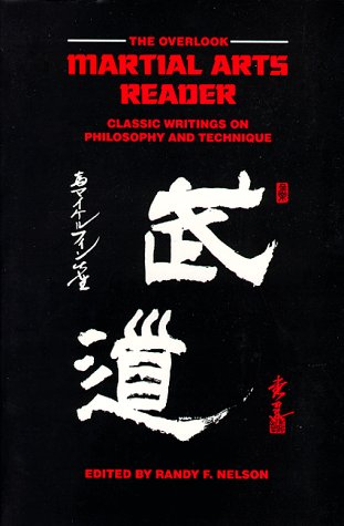 Overlook Martial Arts Reader Volume 1  1996 (Reprint) 9780879514594 Front Cover