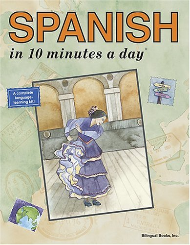 Spanish  4th 2001 (Revised) edition cover