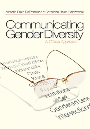 Communicating Gender Diversity A Critical Approach  2007 edition cover