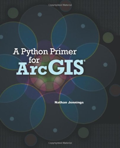 Python Primer for ArcGIS(r)  N/A edition cover