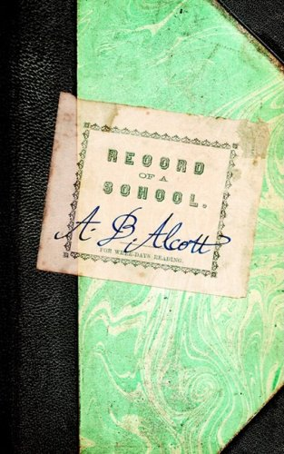 Record of a School  N/A 9781557099594 Front Cover