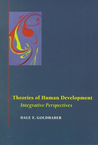 Theories of Human Development : Integrative Perspectives  2000 edition cover