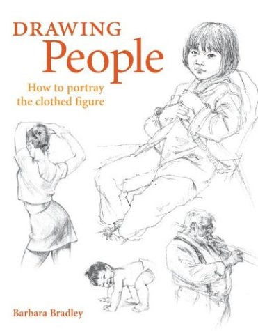 Drawing People How to Portray the Clothed Figure  2003 edition cover