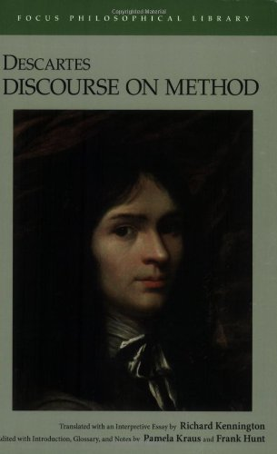Discourse on Method  3rd 2007 edition cover