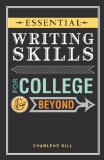 Essential Writing Skills for College and Beyond   2014 edition cover