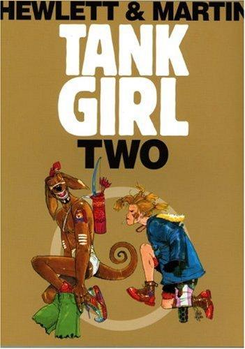 Tank Girl   2008 (Anniversary) edition cover