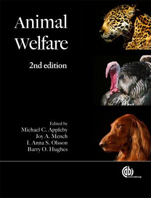 Animal Welfare  2nd 2011 edition cover