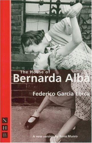 House of Bernarda Alba   1999 9781854594594 Front Cover