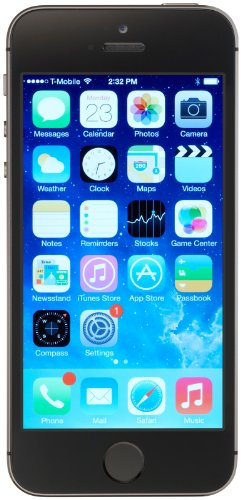 Apple iPhone 5s - 16GB - Space Gray (Unlocked) product image