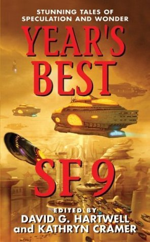 Year's Best SF 9   2004 edition cover