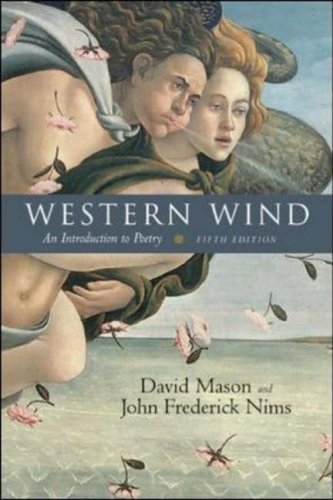 Western Wind An Introduction to Poetry 5th 2006 (Revised) edition cover