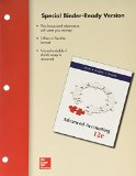 Loose-Leaf Advanced Accounting  12th 2015 edition cover