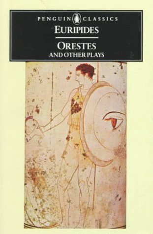 Orestes and Other Plays   1972 edition cover