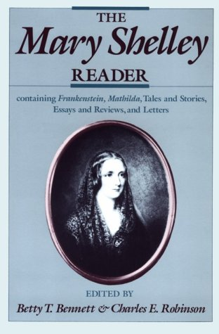 Mary Shelley Reader   1990 edition cover