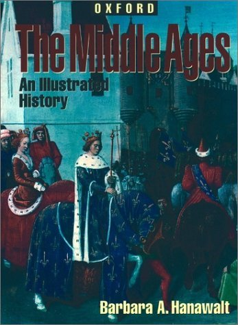Middle Ages An Illustrated History  1998 edition cover