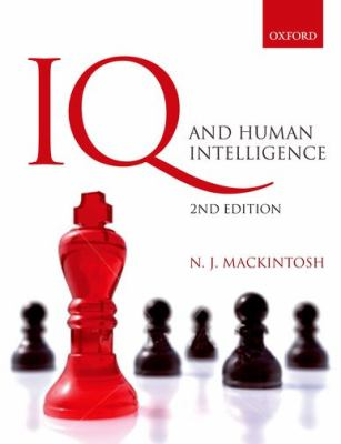 IQ and Human Intelligence  2nd 2011 edition cover