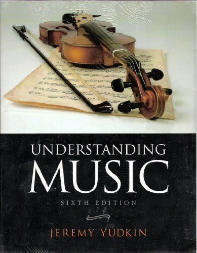 Understanding Music (with Student Collection, 3 CDs)  6th 2010 9780205796595 Front Cover