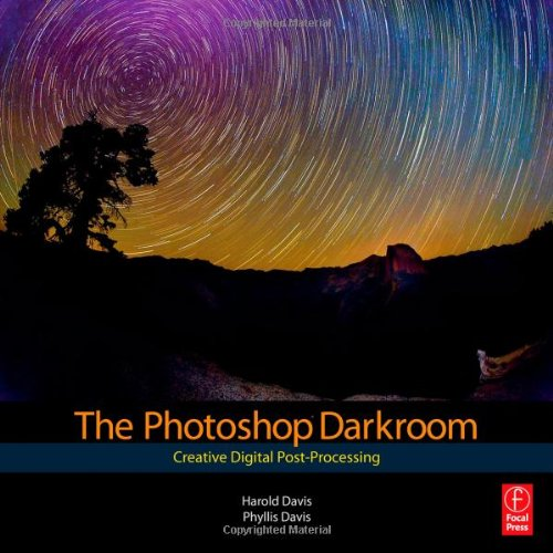 Photoshop Darkroom Creative Digital Post-Processing  2009 edition cover