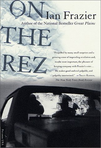 On the Rez   2001 (Revised) edition cover