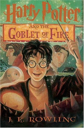 Harry Potter and the Goblet of Fire   2000 9780439139595 Front Cover