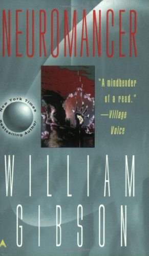 Neuromancer   1984 9780441569595 Front Cover