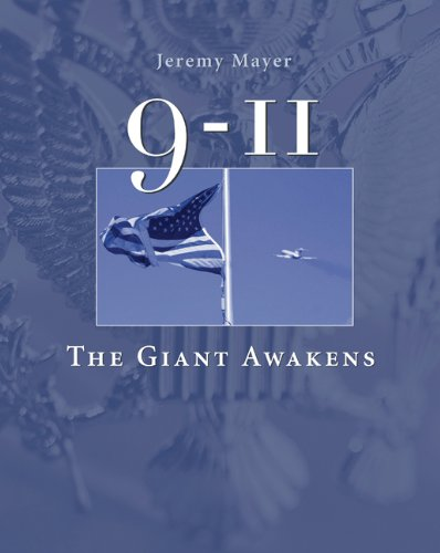 9-11 The Giant Awakens  2003 9780534616595 Front Cover