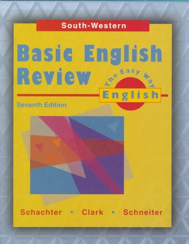 Basic English Review English the Easy Way 7th 1999 edition cover