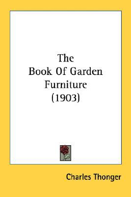 Book of Garden Furniture N/A edition cover