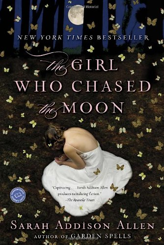 Girl Who Chased the Moon A Novel N/A 9780553385595 Front Cover