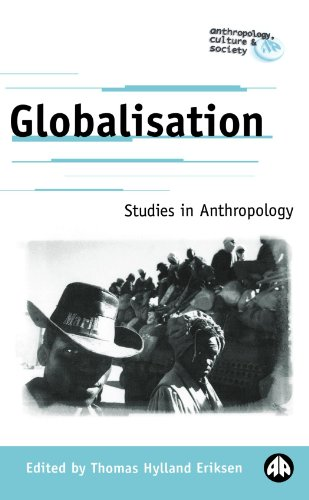 Globalisation Studies in Anthropology  2003 9780745320595 Front Cover
