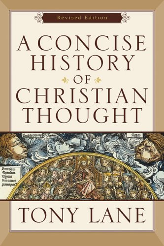 Concise History of Christian Thought   2006 (Revised) edition cover