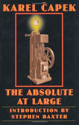 Absolute at Large   2005 edition cover