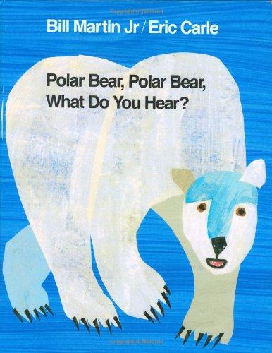 Polar Bear, Polar Bear, What Do You Hear?   1991 (Revised) edition cover