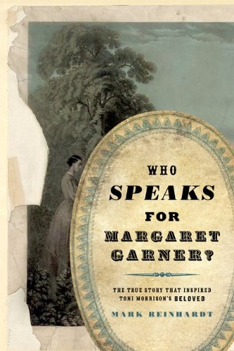 Who Speaks for Margaret Garner?   2010 9780816642595 Front Cover