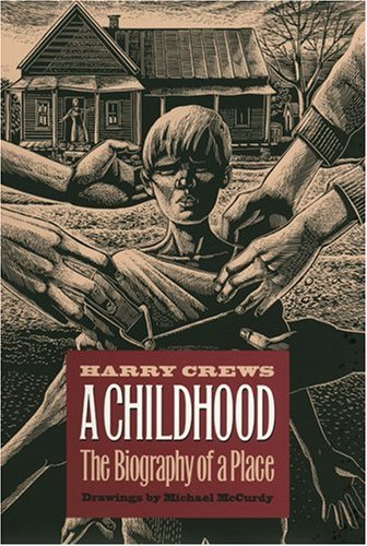 Childhood The Biography of a Place  1995 edition cover