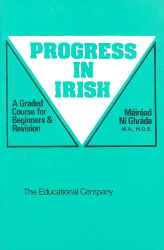 PROGRESS IN IRISH N/A edition cover